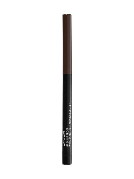 Wet n Wild - Megalast Retractable Eyeliner -silmänrajauskynä - BLACK BROWN | Stockmann - photo 1