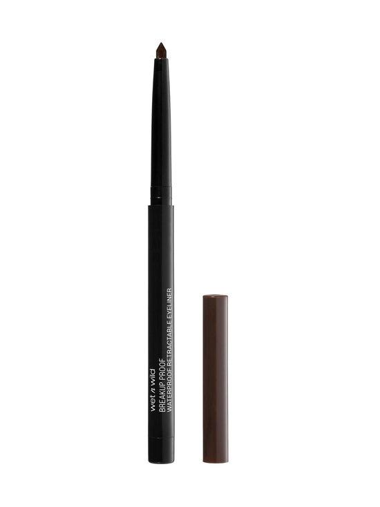 Wet n Wild - Megalast Retractable Eyeliner -silmänrajauskynä - BLACK BROWN | Stockmann - photo 2