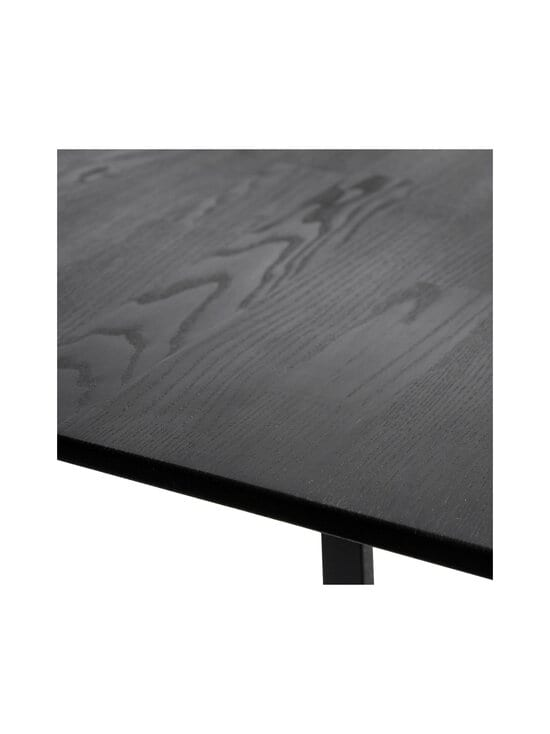 Muubs - Space-ruokapöytä 220 x 100 cm - BLACK STAIN | Stockmann - photo 3