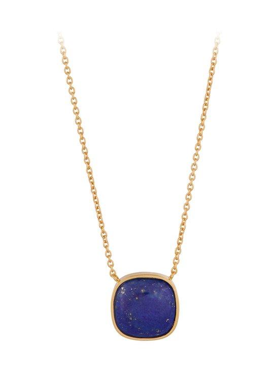 Pernille Corydon - Lapis Lazuli -kaulakoru - GOLD   Stockmann - photo 1