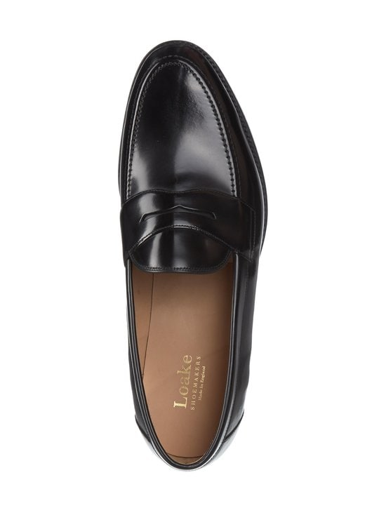 Loake - Imperial-nahkaloaferit - B BLACK POLISHED LEATHER | Stockmann - photo 2