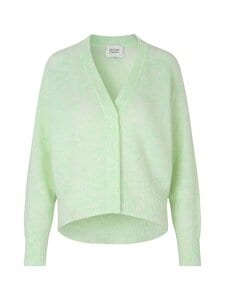 SECOND FEMALE - Brook Knit Boxy -neule - 4062 CLEARLY AQUA   Stockmann