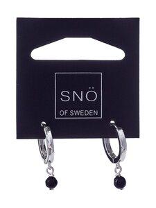 Snö Of Sweden - Roc Small Ring -korvakorut - BLACK   Stockmann