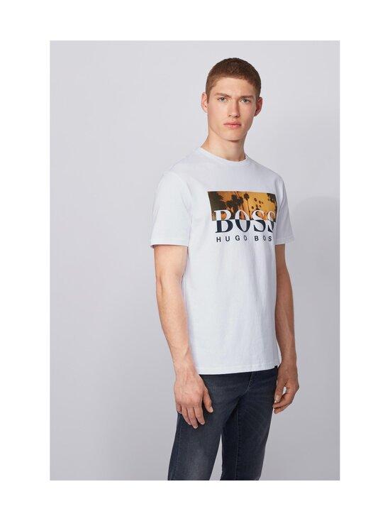 BOSS - TSummer-paita - 100 WHITE | Stockmann - photo 2