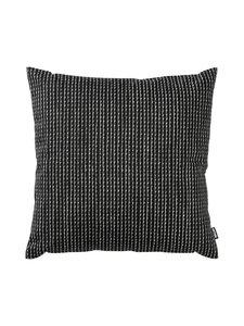Artek - Rivi-tyynynpäällinen 40 x 40 cm - MUSTA/VALKOINEN | Stockmann