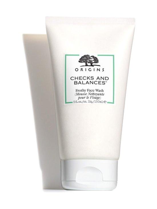 Origins - Checks and Balances Frothy Face Wash -puhdistustuote 150 ml - null   Stockmann - photo 1