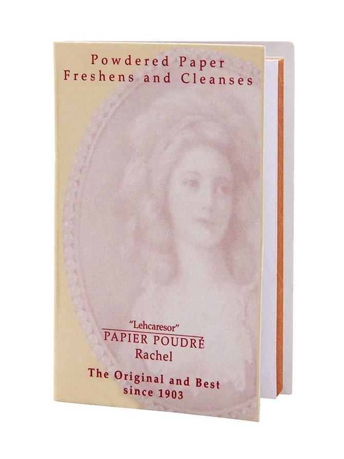 Papier Poudré Rose -puuteripaperit