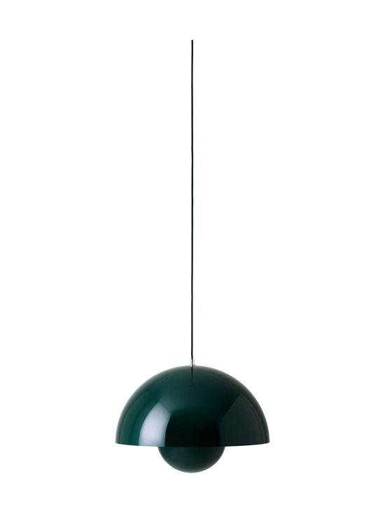 &tradition - Flowerpot VP2 -riippuvalaisin ø 50 cm - DARK GREEN   Stockmann - photo 1