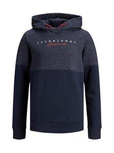 JACK & JONES junior - JorTrailer Sweat Hood -huppari - NAVY BLAZER | Stockmann