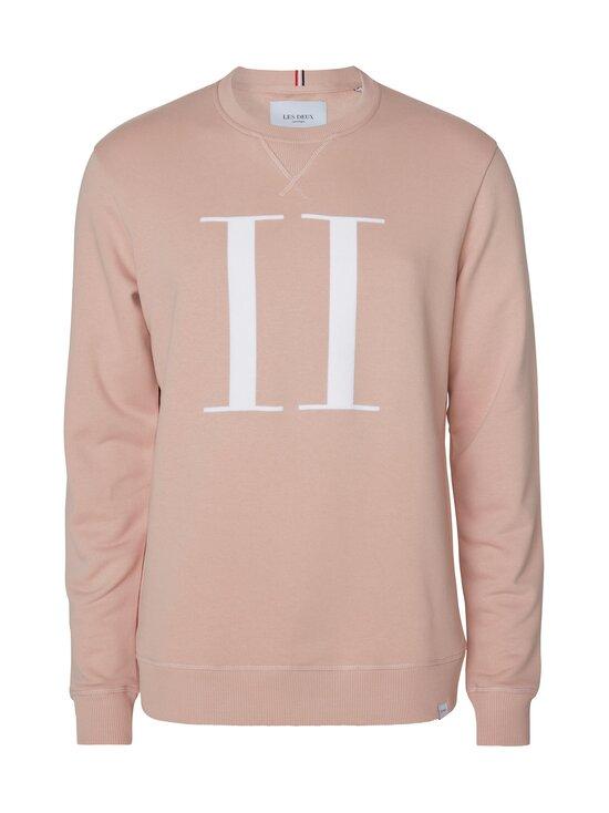 Les Deux - Encore Light Sweatshirt -collegepaita - 620201-DUSTY ROSE/WHITE | Stockmann - photo 1