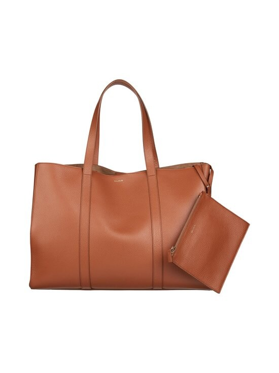 Balmuir - Ellie Large Tote -nahkalaukku - 480 COGNAC | Stockmann - photo 1