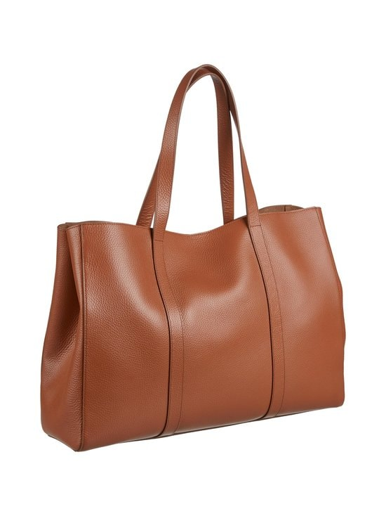 Balmuir - Ellie Large Tote -nahkalaukku - 480 COGNAC | Stockmann - photo 2