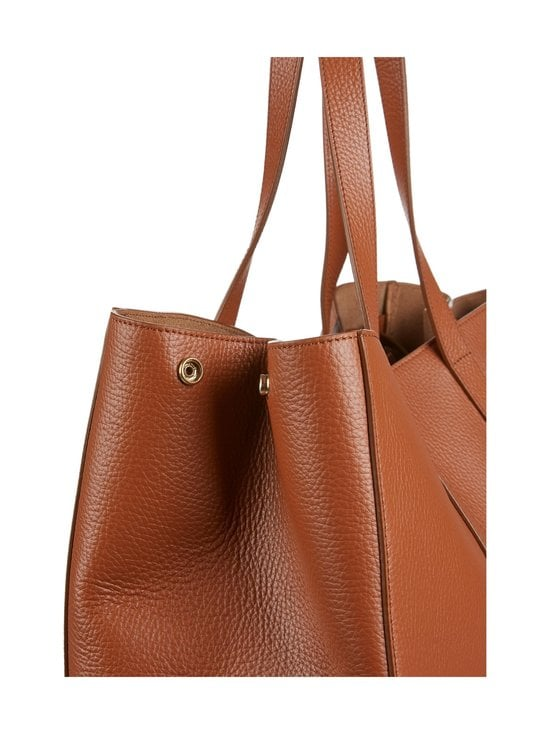 Balmuir - Ellie Large Tote -nahkalaukku - 480 COGNAC | Stockmann - photo 3