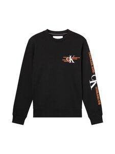 Calvin Klein Jeans - URBAN GRAPHIC LOGO -collegepaita - BEH CK BLACK | Stockmann