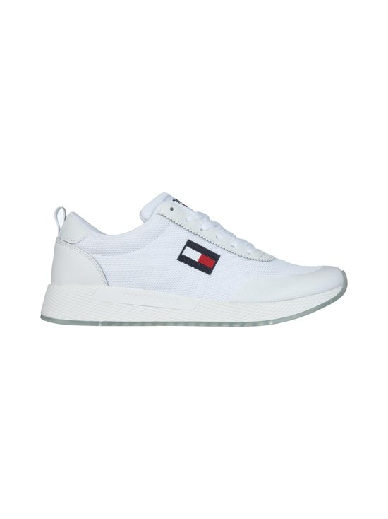 Tommy Hilfiger - Mesh Running Trainers -sneakerit - YBR, WHITE   Stockmann - photo 1