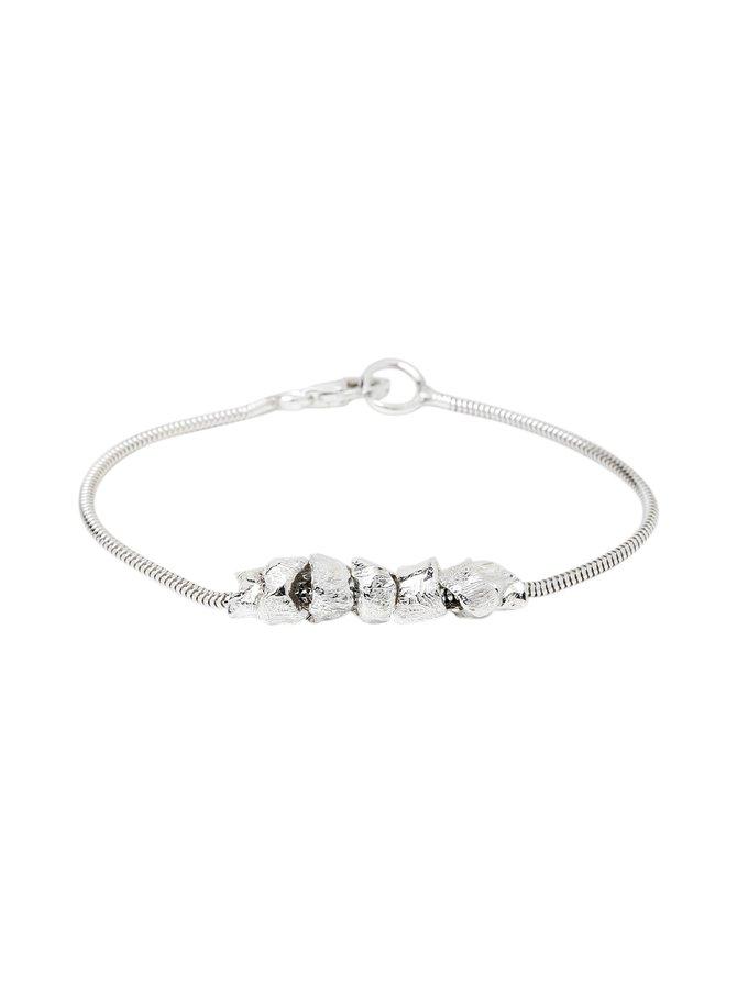 Silver Pearl -rannekoru