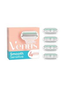 Gillette - Venus Smooth Sensitive blade 4 pcs -höylän 4 vaihtoterää | Stockmann
