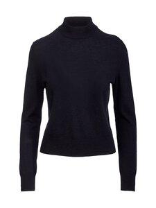 Filippa K - Lynn Silk Mix Sweater -neule - 1433 BLACK   Stockmann