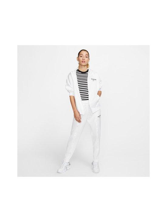 Nike - Full-Zip Hooded Jacket -takki - 100 WHITE/WHITE/WHITE/BLACK   Stockmann - photo 5