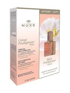Nuxe - Crème Prodigieuse Boost Multi Corrective Gel Cream -geelivoide 40 ml ja Huile Prodigieuse Florale Dry Oil -kuivaöljy 10 ml | Stockmann