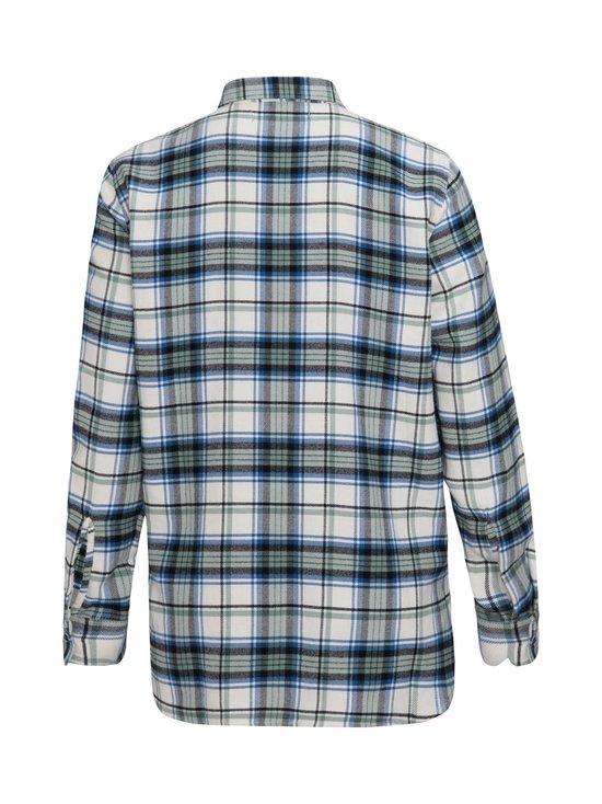 Peak Performance - W Super Flannel Shirt -paita - 951 W.PRINT.GROUN | Stockmann - photo 2