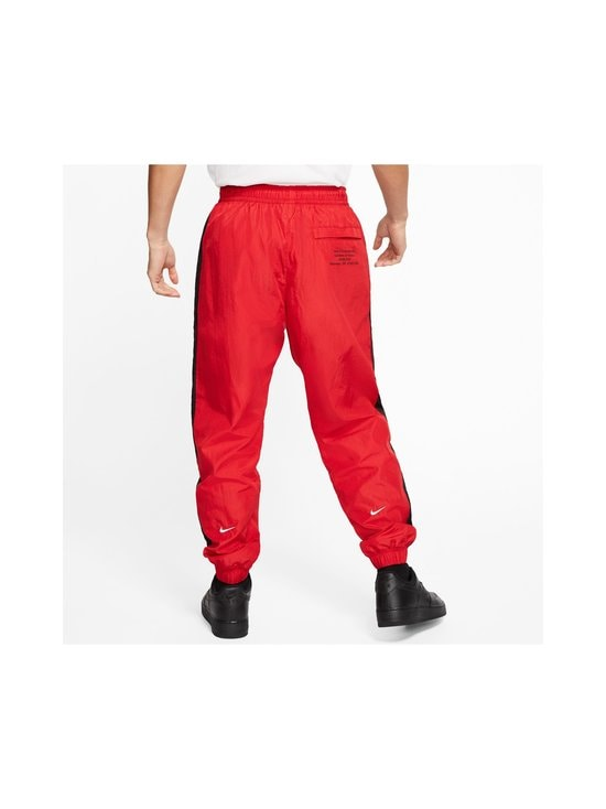 Nike - Swoosh Woven -housut - 657 UNIVERSITY RED/BLACK/WHITE | Stockmann - photo 4