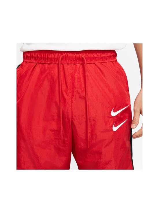 Nike - Swoosh Woven -housut - 657 UNIVERSITY RED/BLACK/WHITE | Stockmann - photo 7