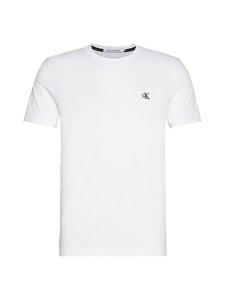 Calvin Klein Jeans - Essential Slim -paita - YAF BRIGHT WHITE | Stockmann