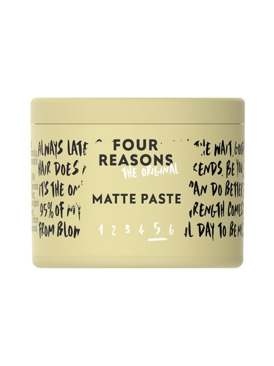 Four Reasons - Matte Paste -hiusvaha 100 ml - NOCOL | Stockmann - photo 1