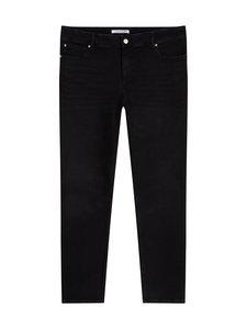 Calvin Klein Jeans Plus - Plus Size High Rise Skinny Ankle -farkut - 1BY DA050 BLACK   Stockmann