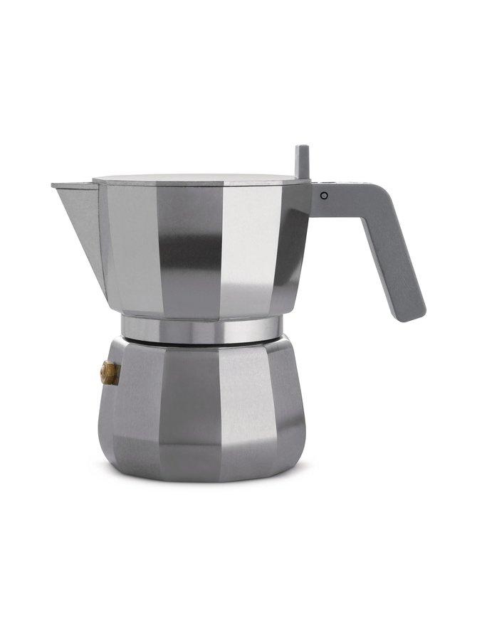 3 kupin Moka-espressokeitin