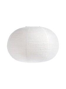 HAY - Rice Paper Shade Ellipse -riisipaperivarjostin 70 x 48 cm - CLASSIC WHITE   Stockmann