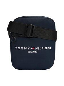 Tommy Hilfiger - TH Established Mini Reporter -laukku - DW5 DESERT SKY | Stockmann