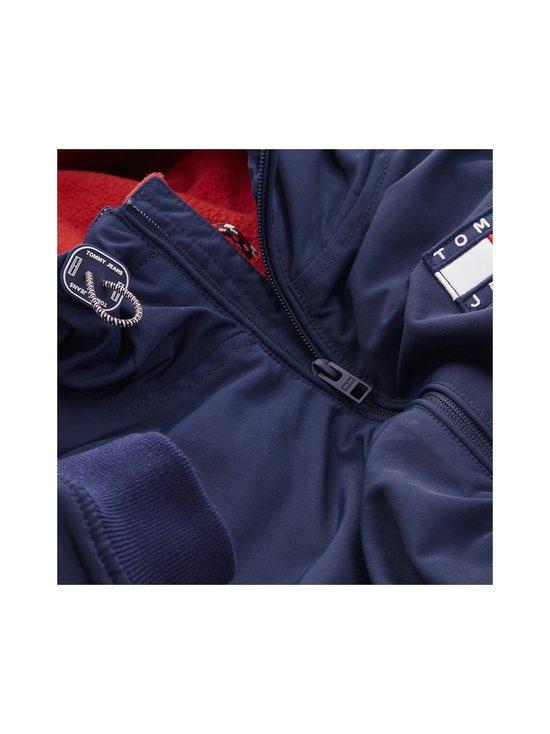 Tommy Jeans - Tommy Badge Padded Zip-Thru Jacket -takki - C87 TWILIGHT NAVY | Stockmann - photo 5