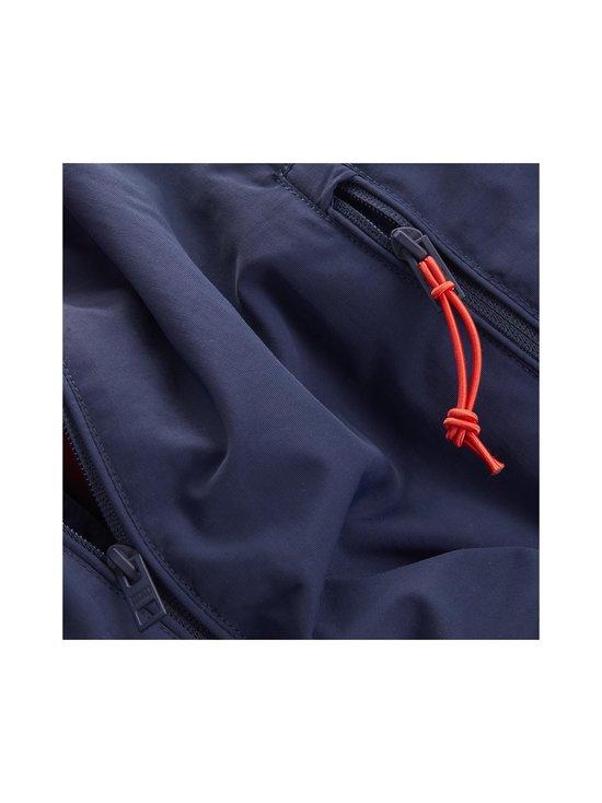Tommy Jeans - Tommy Badge Padded Zip-Thru Jacket -takki - C87 TWILIGHT NAVY | Stockmann - photo 6