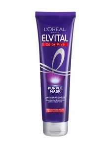 L'Oréal Paris - Elvital Color Vive Purple -hopeahiusnaamio 150 ml   Stockmann