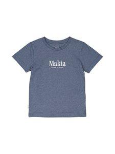 Makia - Strait-paita - BLUE | Stockmann