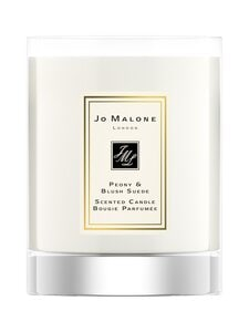 Jo Malone London - Peony & Blush Suede Travel Candle -tuoksukynttilä 60 g - null | Stockmann
