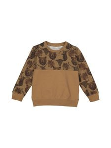 Name It - NmmLawild LS Sweat -paita - MEDAL BRONZE | Stockmann