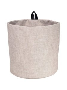 Bigso Box - Hang Around -säilytyskori 21 cm - BEIGE | Stockmann