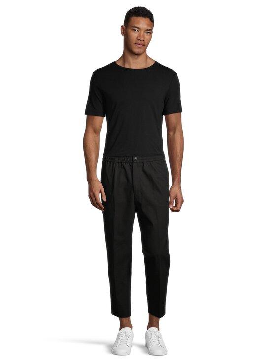 Ami - Pantalon Taille Elastique -housut - NOIR/001 | Stockmann - photo 2
