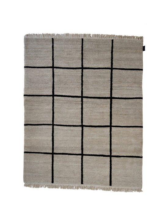 Sera Helsinki - Kuura-villamatto 200 x 250 cm - NATURAL WHITE/BLACK (LUONNONVALKOINEN/MUSTA) | Stockmann - photo 1