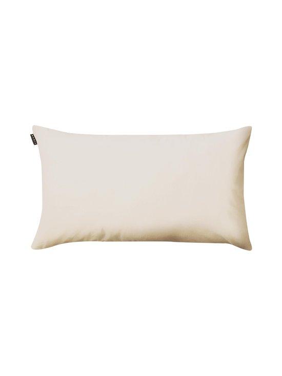 Linum - Paolo-tyynynpäällinen 50 x 90 cm - CREAMY BEIGE | Stockmann - photo 1