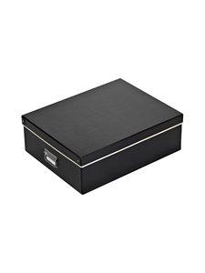 Bigso Box - Sängynaluslaatikko - MUSTA | Stockmann
