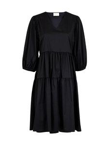 Neo Noir - Ferm Solid Dress -mekko - 100 BLACK | Stockmann