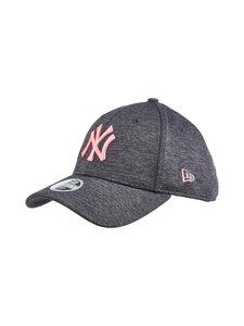 New Era - W Tech Jersey 9FORTY New York Yankees -lippalakki - GRAY/ PINK | Stockmann