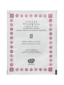 Whamisa - Organic Flowers Hydrogel Mask -hydrogeelinaamio 33 g | Stockmann