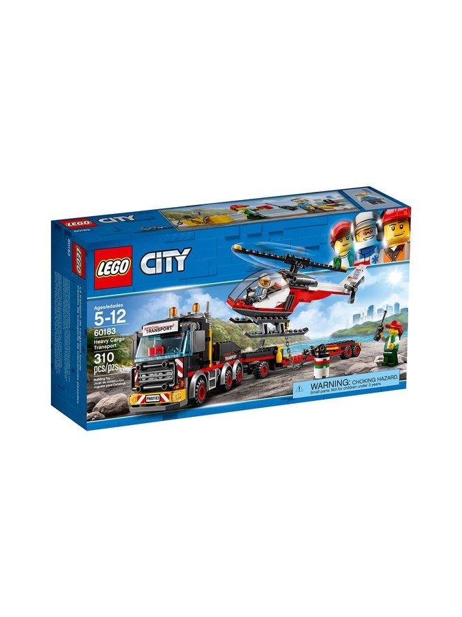 LEGO Raskas rahtikuljetus