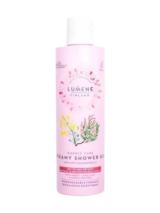 Lumene - Nordic Fresh Creamy Shower Gel -suihkugeeli 250 ml - NOCOL | Stockmann - photo 1