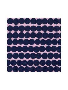 Marimekko - Räsymatto-servetti 33 cm - BLUE | Stockmann